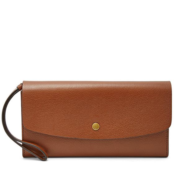 Damen Geldbörse - Haven Large Flap Clutch