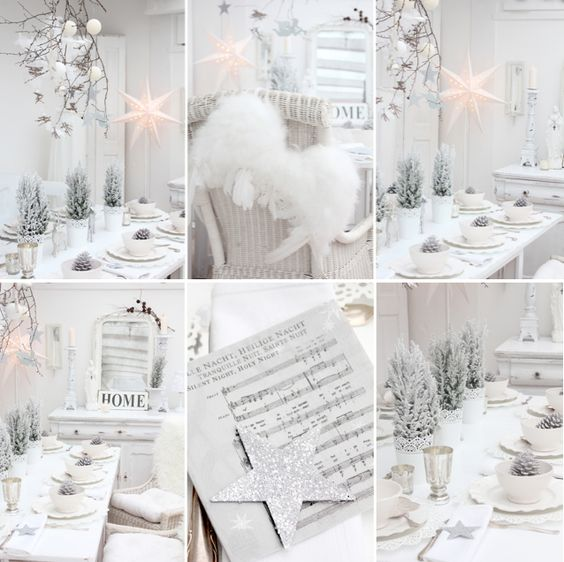 White and Shabby: WHITE CHRISTMAS
