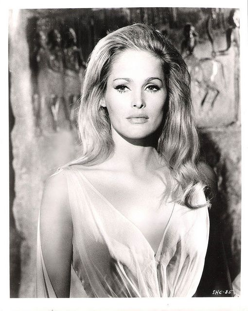 Ursula Andress 1965 by snick715, via Flickr