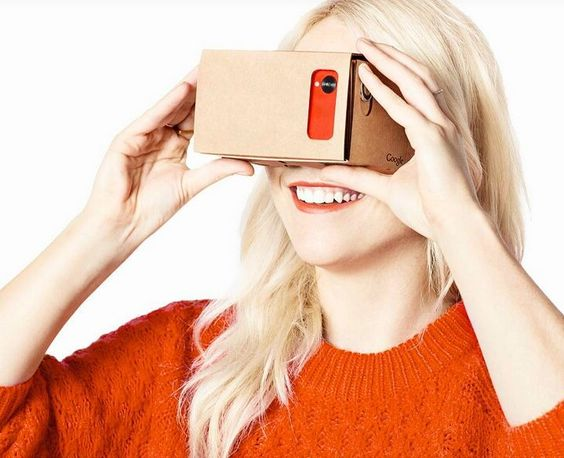 An awesome Virtual Reality pic! #virtualreality #google by frontrowview check us out: http://bit.ly/1KyLetq