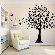 butterfly design on wall - Google 検索