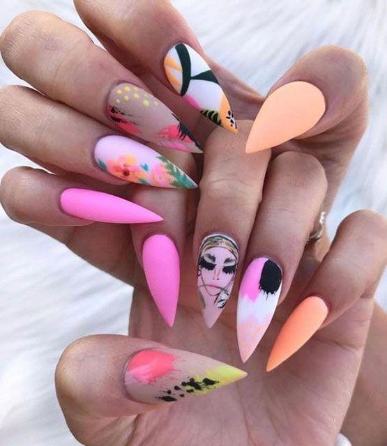 Fingernägel ausgefallene Das Beauty