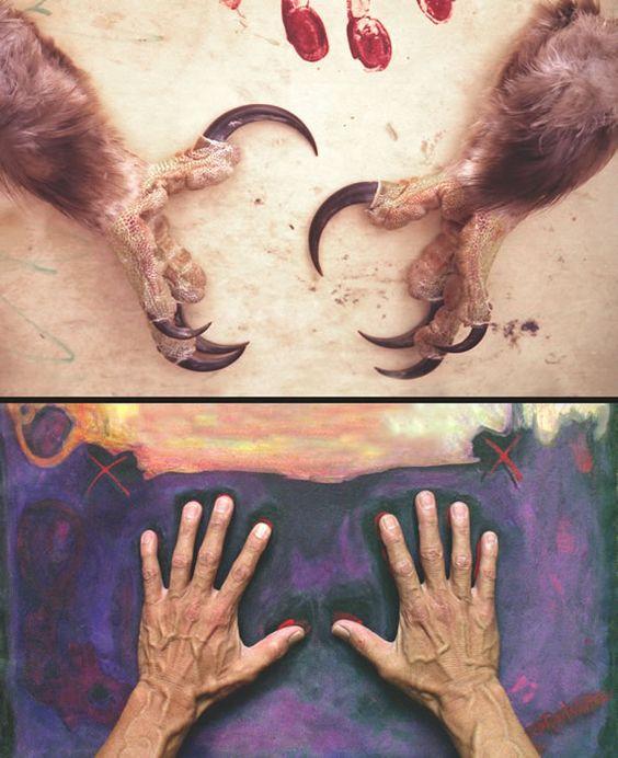 Richard Rey Whitman | Richard Ray Whitman Bloodlines 2008 Pigment print Courtesy of the ...: