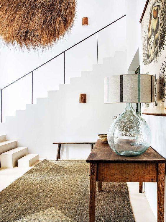 La rénovation d'une maison par une designer d'intérieur à Ibiza - PLANETE DECO a homes world