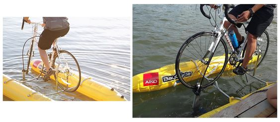 Can't Walk On Water, Then Bike On Water. Build Your ...