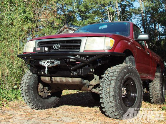 Trail Gear front bumper. I like it.