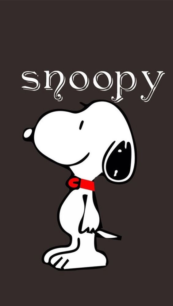 iphone wallpaper snoopy … Pinteres…
