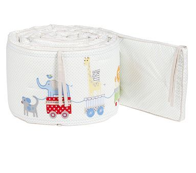 Circus Friends Nursery Bedding #pbkids