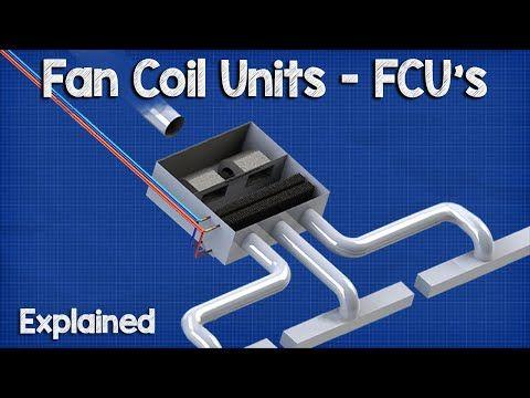 Hvac Fcu Fan Coil Units In 2020 Fan Coil Unit The Unit Hvac