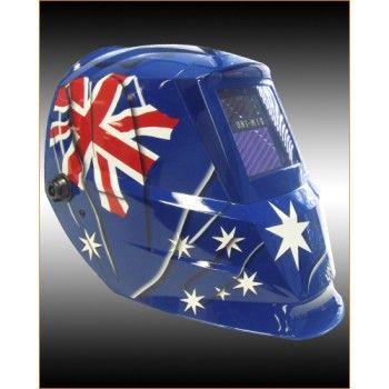 Aussie Auto Darkening Welding / Grinding Helmet