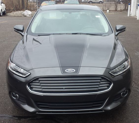 ford fusion 2013 hood release