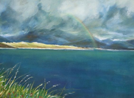 After the Storm at Inch,Co Kerry