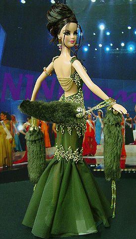 pageant doll, fashion doll, ๑Miss Texas 2004'