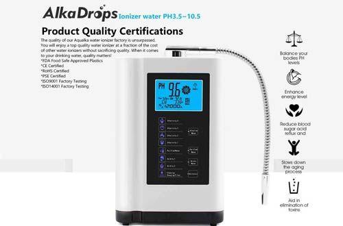 Top 10 Best Alkaline Water Machines Water Ionizers Reviews In 2020 In 2020 Alkaline Water Machine Best Alkaline Water Water Ionizer