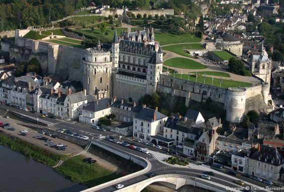Chateau Amboise - France