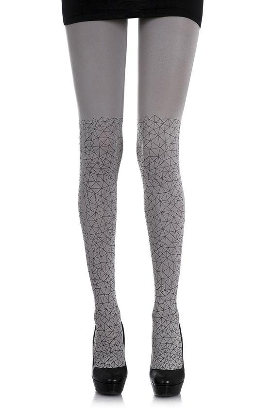 Geometric tights
