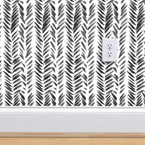 Boho Wallpaper Boho Wallpaper Black Accent Walls Accent Wall Paint