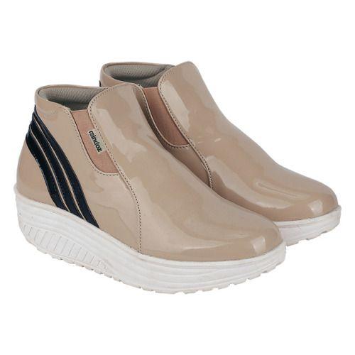Sepatu Casual Wanita Ron 008 Sintetik Cream 36 40 Rp Sepatu