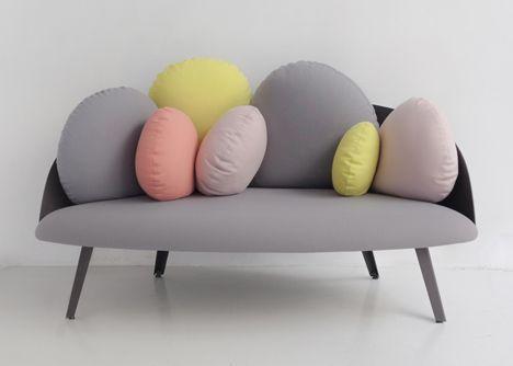 Fun sofa