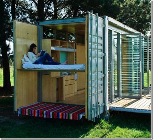 container homes | 10 best shipping container homes (small