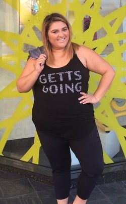 Lola Getts activewear is the BEST! Read why... and how I fell in LOVE with SOUL Cycle.