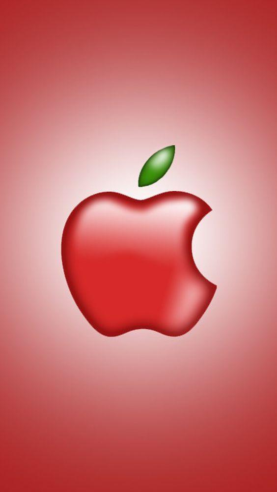 Iphone 5 apple wallpaper wallpaper apple pinterest for Fondo de pantalla 3d iphone x