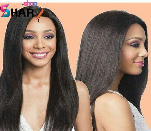 باروكة شعر طبيعى متوسط الخشونة Natural Hair Styles Natural Hair Wigs Medium Natural Hair Styles