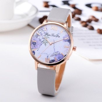 Women Watches Fashion Casual Luxury Leather Band Analog Quartz Round Wrist Watch Watches Bayan Kol Saati Q Watches Women Fashion Fashion Watches Womens Watches