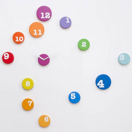 Fun Time Wall Clock