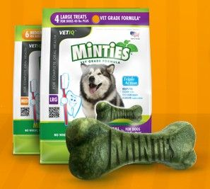 Free Sample of Minties Dog Treats  One of many free coupon samples with Wakeupnow Ask me how to get these and much more! https://www.facebook.com/MarcyCalabrese