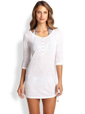 HEIDI KLEIN Corelli Jersey Shirtdress
