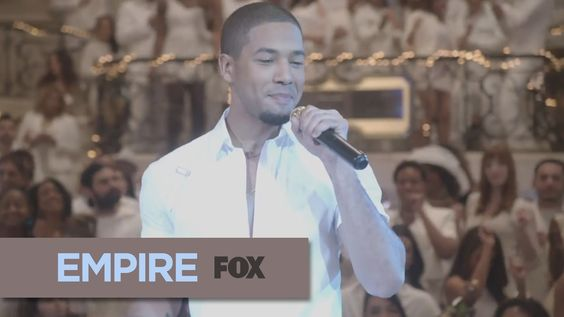 1x8 Jamal sings his cover of 'You're So Beautiful' at the White party. Jamal's coming out announcement is pretty much an act of rebellion in the Lyon family, and he manages to free up the rest of the family.