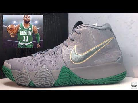 Nike Kyrie Irving 4 Boston Celtics