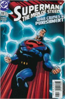 Superman: The Man of Steel (1991) #118: Amazon.com: Books