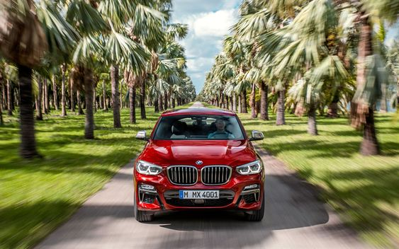 Download Wallpapers 4k Bmw X4 Front View 2018 Cars G02 Motion Blur 2018 Bmw X4 German Cars New X4 Bmw Besthqwallpapers Com Bmw X4 Bmw New Bmw
