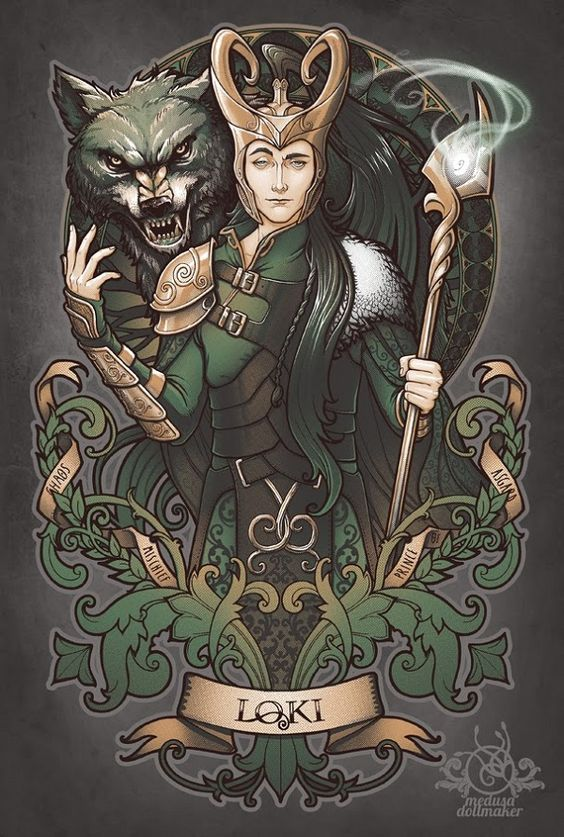 Loki: Sons of Mischief [T-Shirt]
