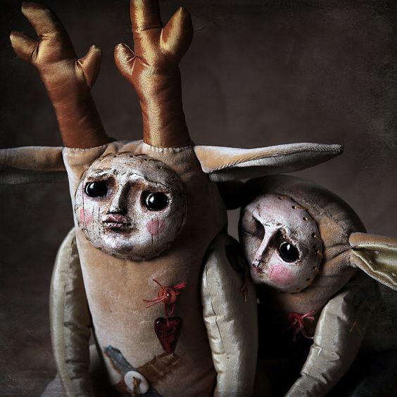 Hey, I found this really awesome Etsy listing at https://www.etsy.com/listing/259598285/art-doll-ooak-sara-sarniak
