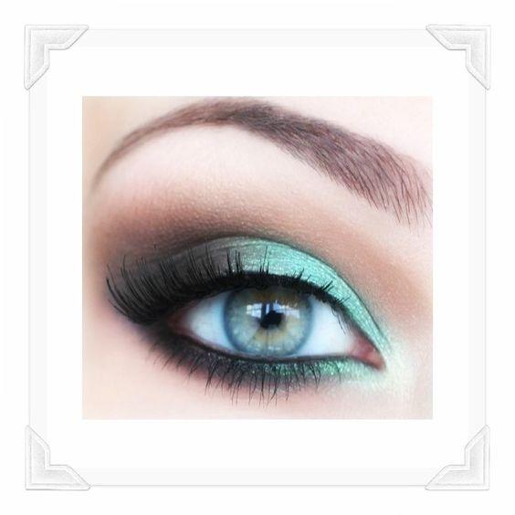 Tutorial come truccare gli occhi verdi marroni e azzurri