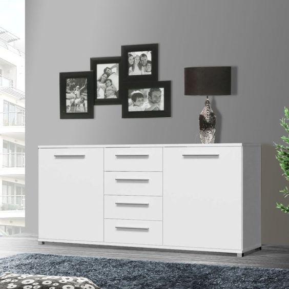 149.99€ ❤ Les #Buffets - ARTIC #Buffet bas 188cm muni de 2 portes et de 4 tiroirs - Blanc Mat ➡ https://ad.zanox.com/ppc/?28290640C84663587&ulp=[[http://www.cdiscount.com/maison/meubles-mobilier/artic-buffet-bas-blanc-188cm/f-117600902-arck27z12m.html?refer=zanoxpb&cid=affil&cm_mmc=zanoxpb-_-userid]]