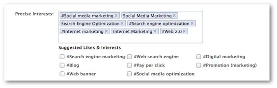 facebook power editor precise interests How to Build a Facebook Audience From Scratch
