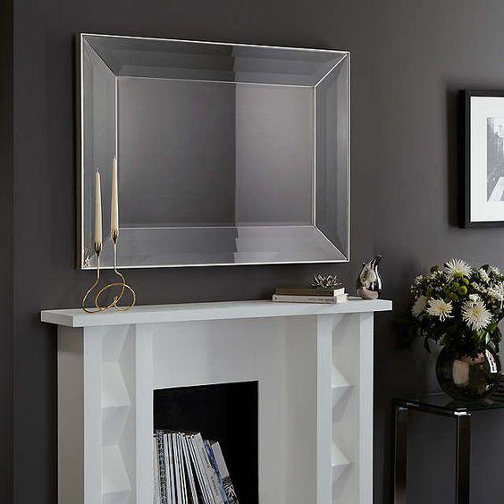 BuyJohn Lewis Ferrara Mirror, 122 x 91.5cm Online at johnlewis.com