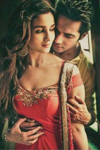 Varun Dhawan And Alia Bhatt Varun Dhawan an...