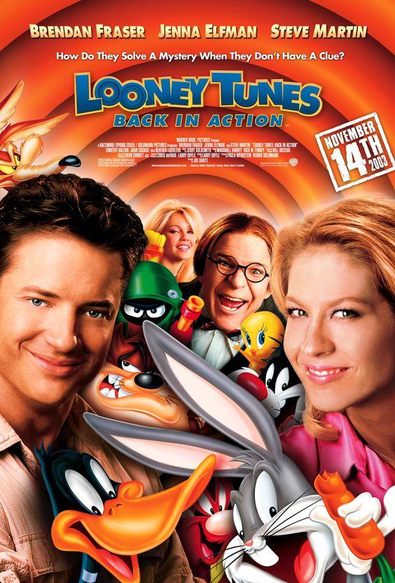 Los Looney Tunes de nuevo en acción - poster