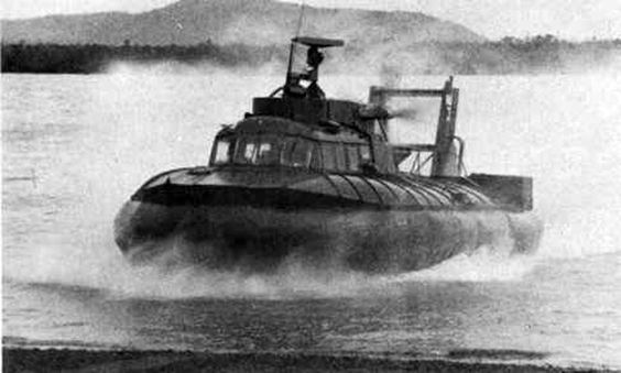 Picture of the PACV / ACV (Pac-Vee / Monster)