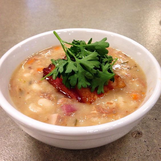 The Sundry -  Today's special is turkey cassoulet! The rest of today's menu is available at: http://www.thesundry.com/menu
