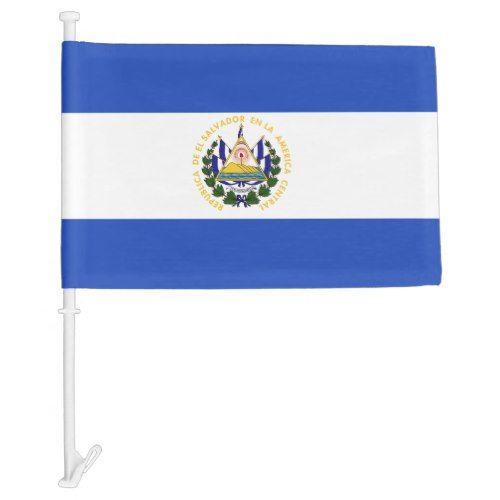 The Flag Of El Salvador Zazzle Com Flag Personalized Custom El Salvador Flag