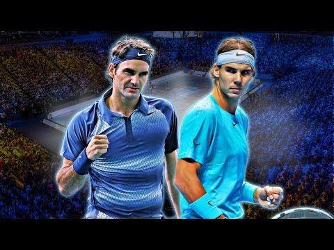 Roger Federer vs Rafael Nadal : les plus beaux points (video) - http://bit.ly/1DerQ1S