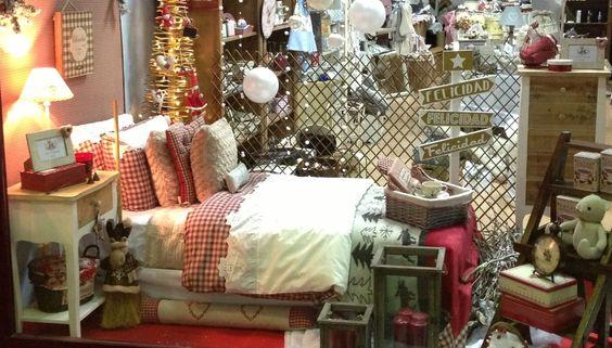 Escaparate Navidad 2012