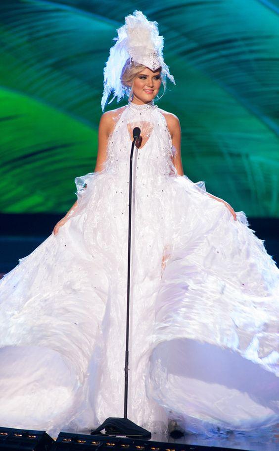 MISS UNIVERSO 2015  -Miss Finlandia