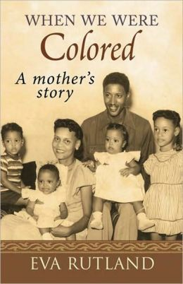 Grandma's memoir about raising her kids. This picture was taken in 1949.